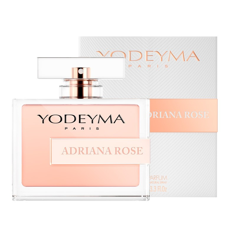 yodeyma adriana rose fragrance bottle 100ml
