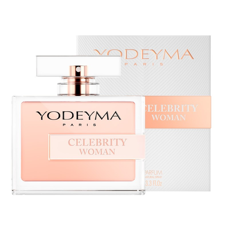 yodeyma celebrity woman fragrance bottle 100ml