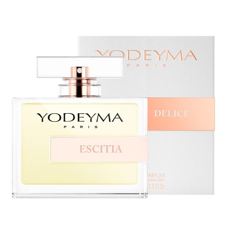 yodeyma escitia fragrance bottle 100ml