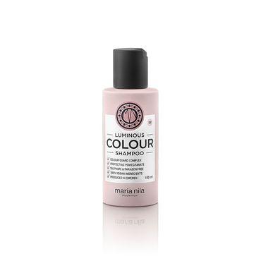 Maria nila luminous colour shampoo 100ml bottle