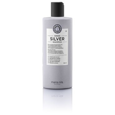 Maria Nila silver shampoo bottle 350ml